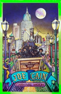 Joe Cain Carnival Moon by Jim Wainwright