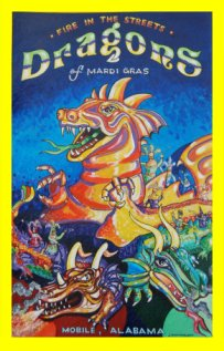The Dragons Fire in the Streets by Jim Wainwright