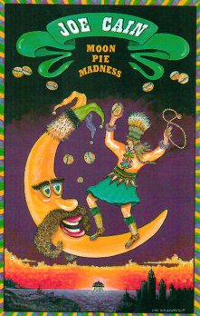 Joe Cain Moon Pie Madness  Print by Jim Wainwright